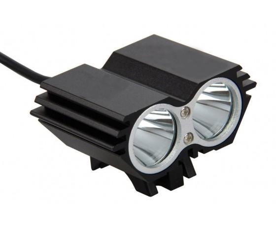 FOCO LED 2400 LM / 4800MAH / WATERPROOF