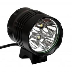 FOCO LED 3600 LM / 4800MAH / WATERPROOF