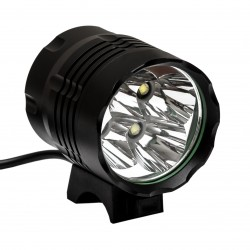 FOCO LED BICICLETA 3600 LM / 4800MAH / WATERPROOF