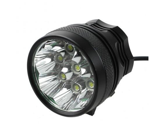 FOCO LED 8000 LM / 8800MAH / WATERPROOF