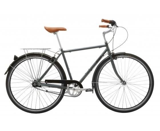 Bicicleta urbana SOHO - CR-MO
