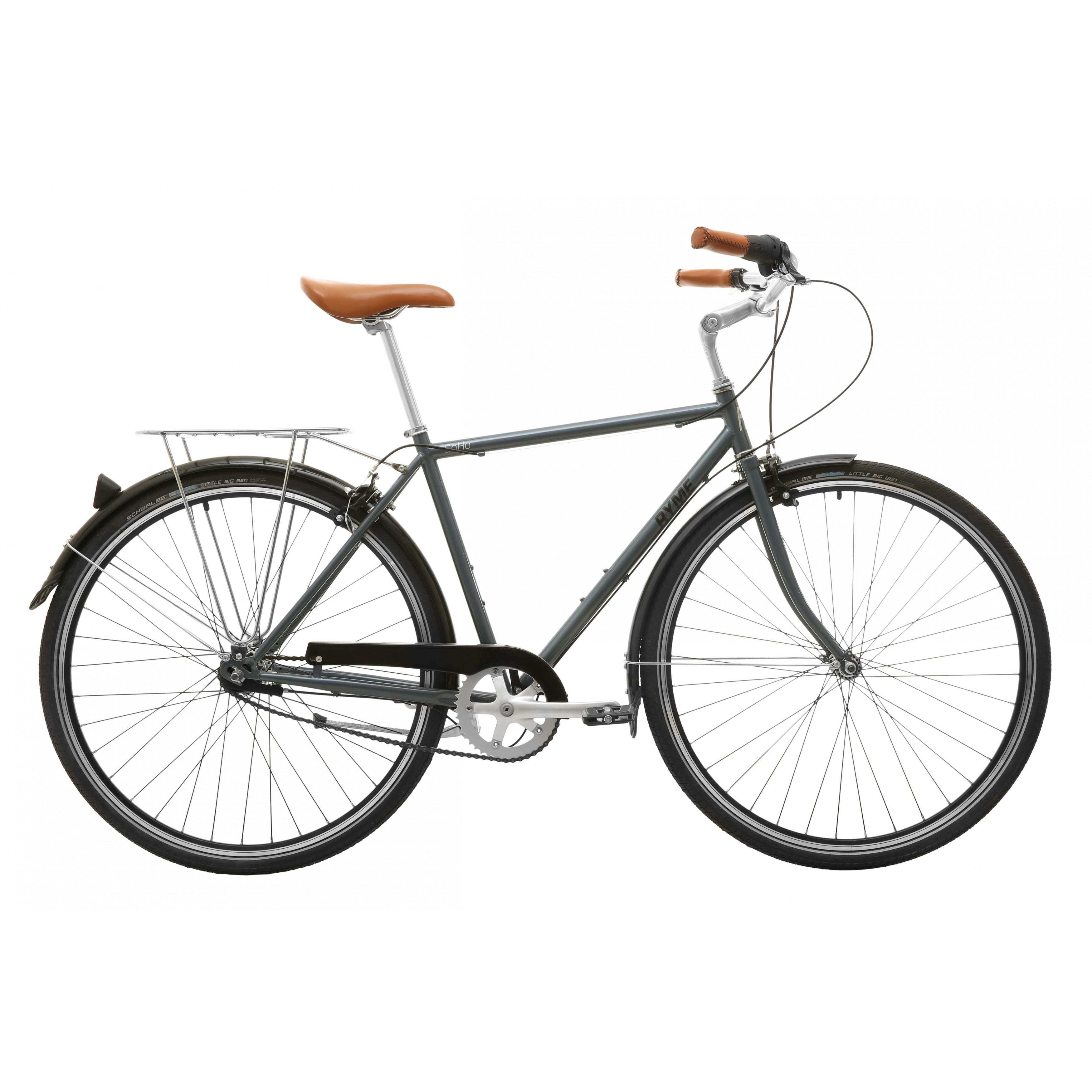 Bicicleta urbana de ocio SoHo