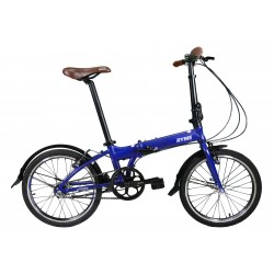 BICICLETA PLEGABLE 20'' CITIZEN BLUE