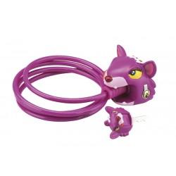 Child Bike Lock - Cat - CHESHIRE CAT