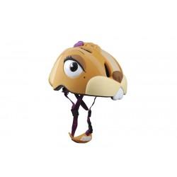 Casco Infantil Diseño Ardilla - CHIPMUNK