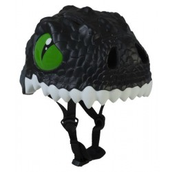 Casco Crazy Safety Modelo Black Dragon infantil. Talla única.