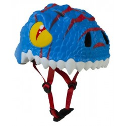 Casco Crazy Safety Modelo Blue Dragon infantil. Talla única