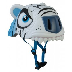 CASCO WHITE TIGER -TIGRE BLANCO INMOLD