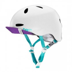 Casco para bicicleta adulto - BERKELEY SATIN MULTI