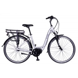 BICICLETA ELECTRICA 700C - CENTER