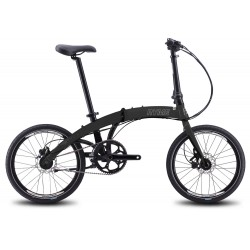 BICICLETA PLEGABLE 20´´ BLACK EDITION