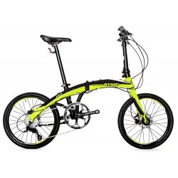 FOLDING BIKE 20´´ PRO II GREEN