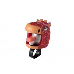 TIMBRE RED GIRAFFE