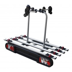Bike rack trailer Race 4