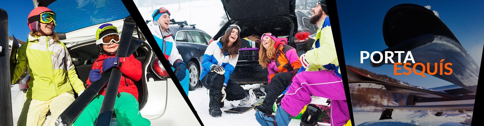 Porta Esquís