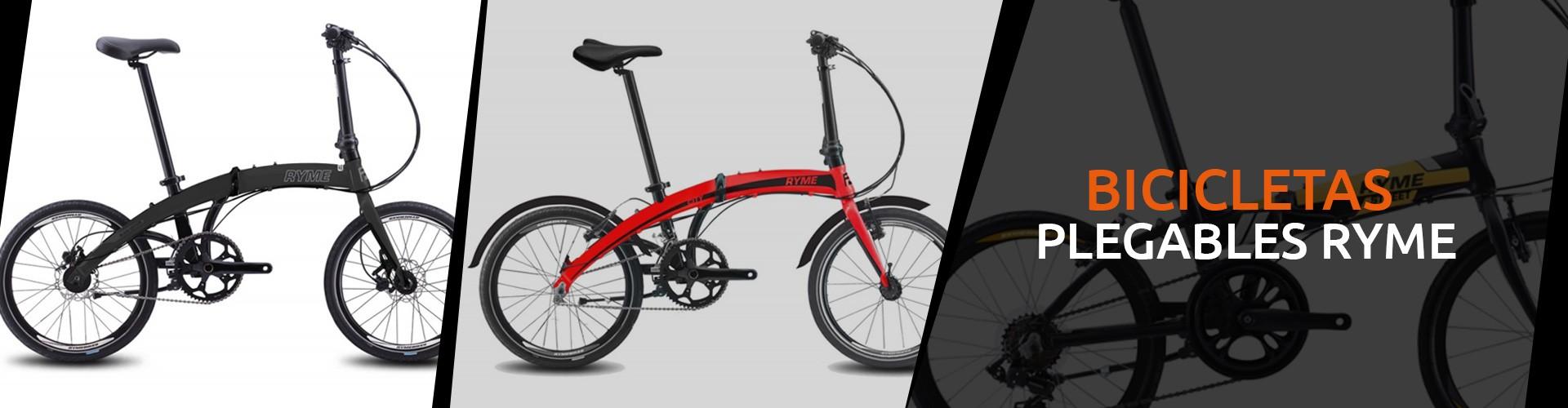 Bicicletas plegables Ryme